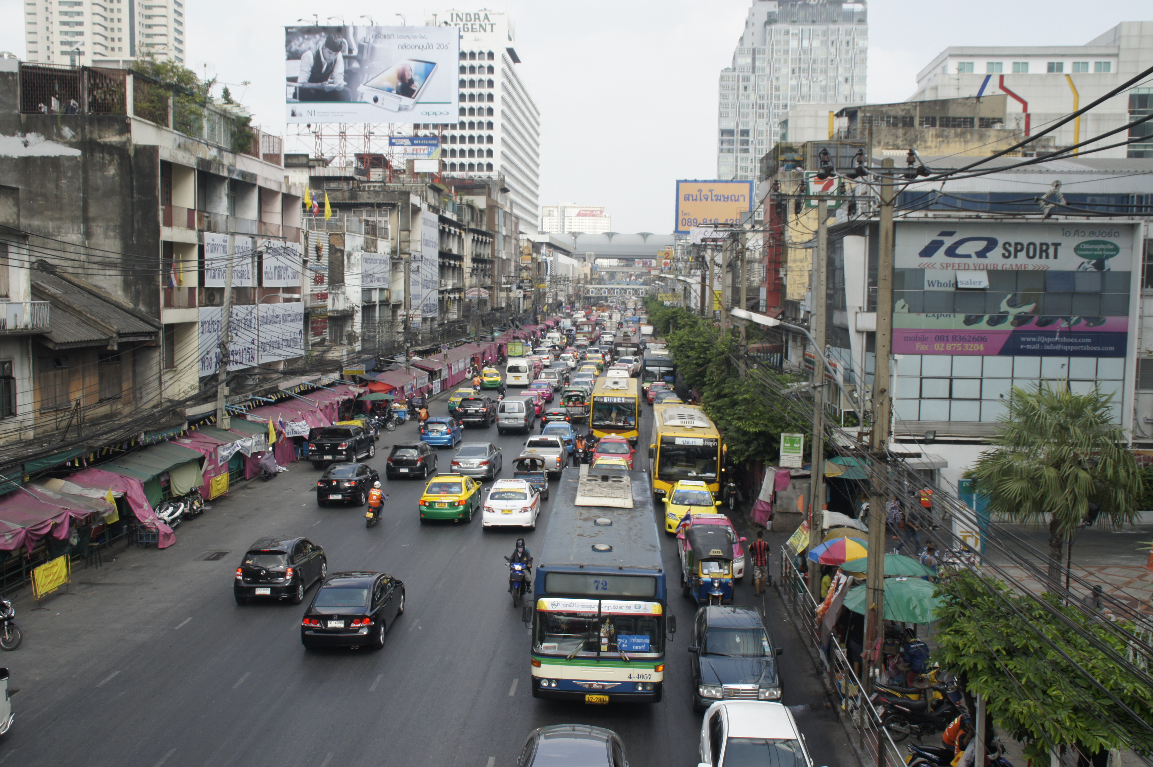 Bangkok – die Erste | AB GEHT ES